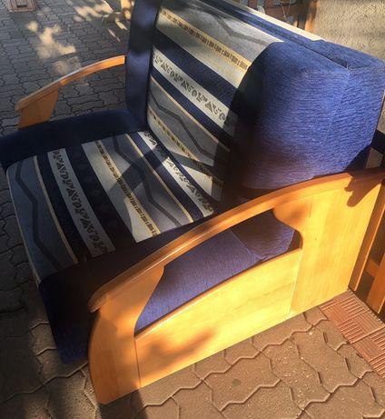Łożko, fotel rozkładany