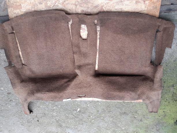 Wykładzina, tylna część, brązowa VW Golf mk1