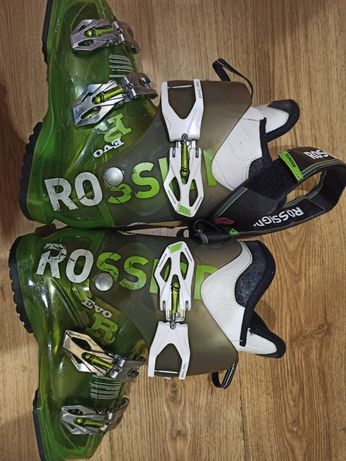 Продам лижні боти черевики Rossignol Evo R 38 розмір