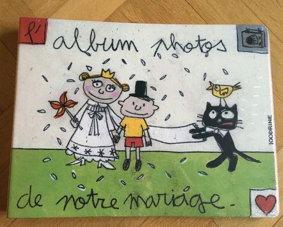 Album na zdjęcia ATOMIC SODA zdjęcia ślubny ślub kot koty