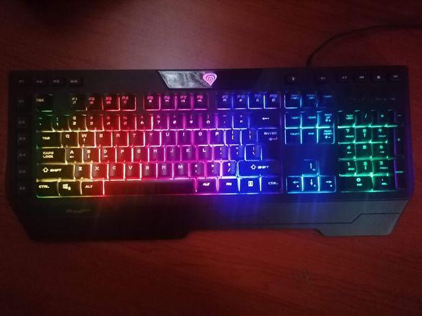 Klawiatura Gamingowa Genesis rhod 600 RGB