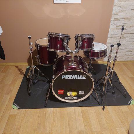 Sprzedam perkusje akustyczna Premier Cabria