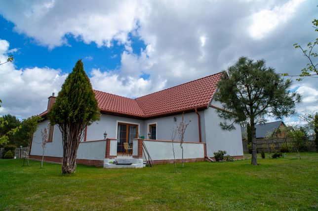 Dom 168m + 80m | 2 garaże | Działka 25 arów