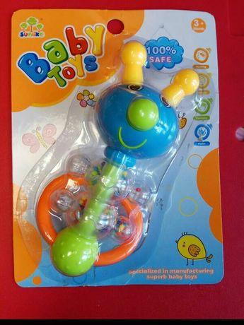 Погремушка, игрушка для новорожденных, малышей, детей sunlike