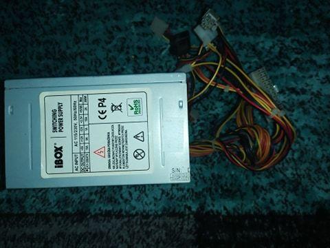 Zasilacz komputerowy ATX iBOX 350W