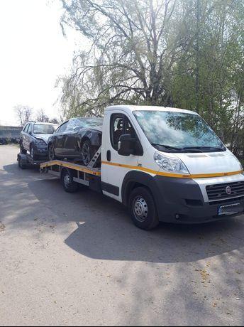 POMOC DROGOWA LAWETA 24H Usługi Transportowe