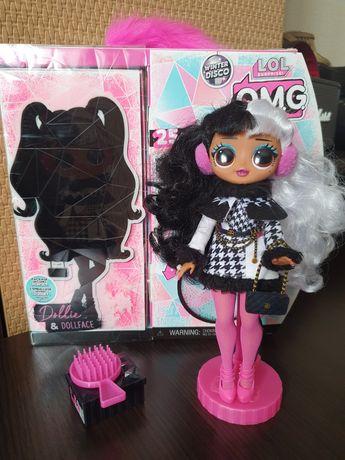 Большая кукла оригинал LOL Dollie 2 серия