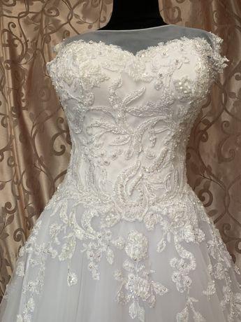 Свадебное платье от дизайнера Екатерины Шаховской! Stella Shakhovskaya