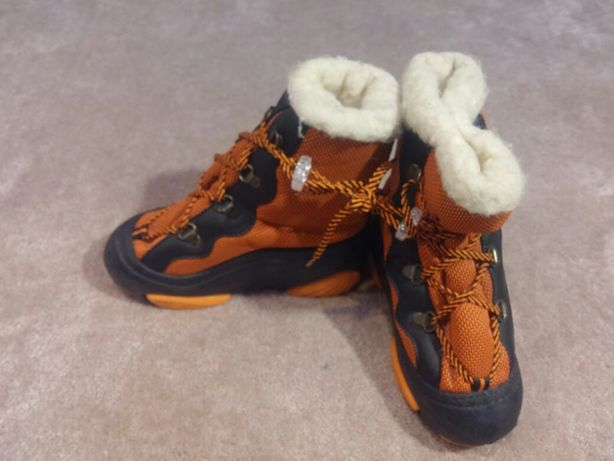 Śniegowce Kids Demar 28/29, na sanki, nieprzemakalne, regulowane