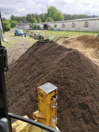Ziemia ogrodowa (czarnoziem) z transportem do 4 ton