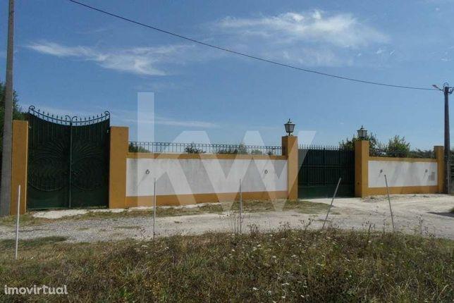 Terreno de 2400 m2 com Benfeitorias em Ílhavo