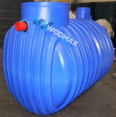 Szambo 4000L oczyszczalnia zbiornik na wodę deszczową