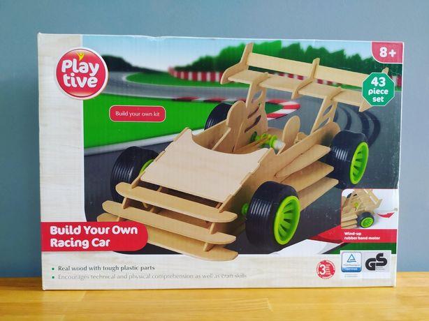 Конструктор для моделирования машины грузовика самолёта Playtive Герма