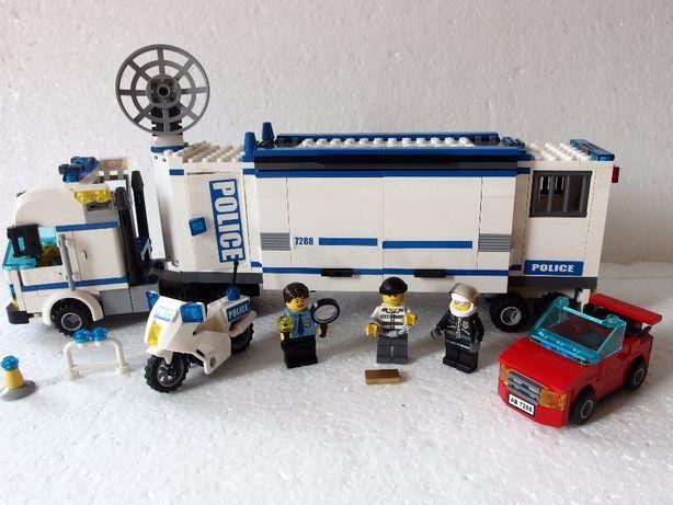 klocki lego 7288 policja