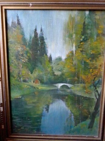 Картина Саенко Виктор ( масло .холст)