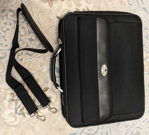 Сумка портфель для ноутбука до 17,3 дюйма
