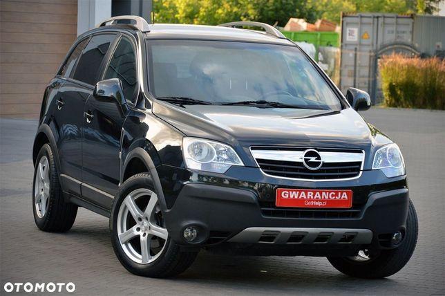 Opel Antara 2.0d 150PS 4x4 170tyś km serwis do końca Polecam...