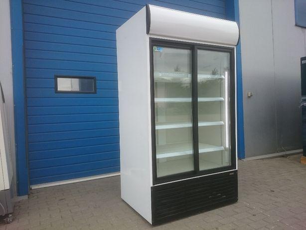 Sklepowa Witryna szafa chłodnicza lodówka lada KLIMASAN 120 902L