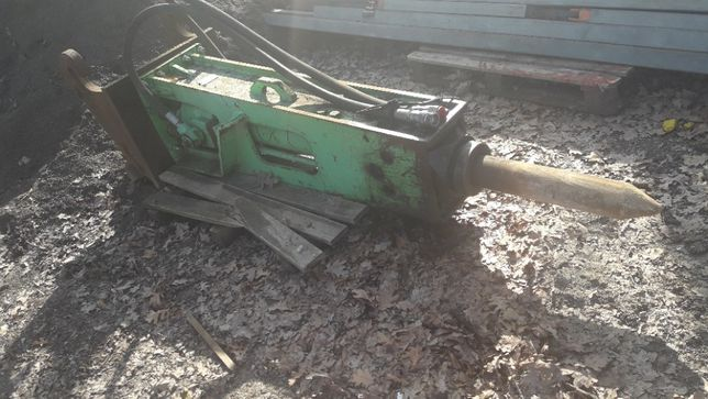 Młot hydrauliczny wyburzeniowy 1000 kg Hammer BRH501