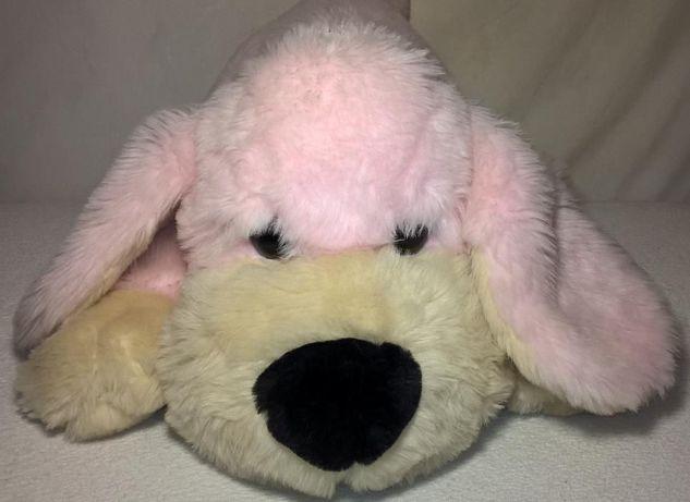 Duży milutki piesek pies pluszak maskotka przytulanka zabawka Tanio!