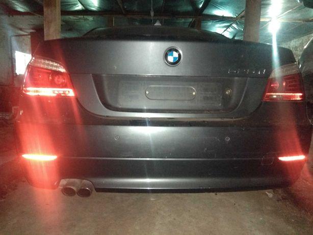 BMW E60 5 Series БМВ 525d. Капот дверь крило