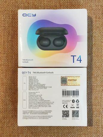 Bluetooth навушники Xiaomi Mi QCY T4 не redmi airdots airpods haylou