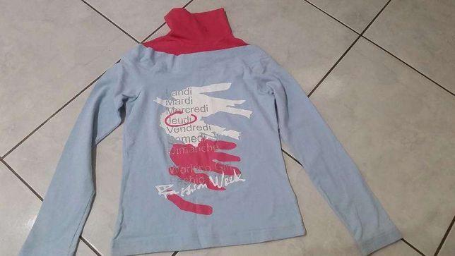 venice, bluzka dziewczęca, koszulka dl dziewczynki