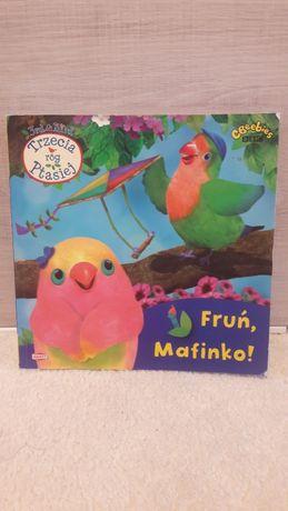 """Książka dla dzieci """"Fruń, Mafinko!"""""""
