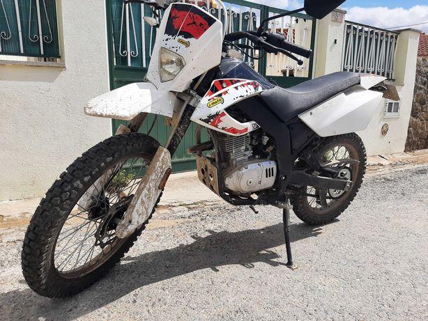 I. Moto 125 cc 11kw