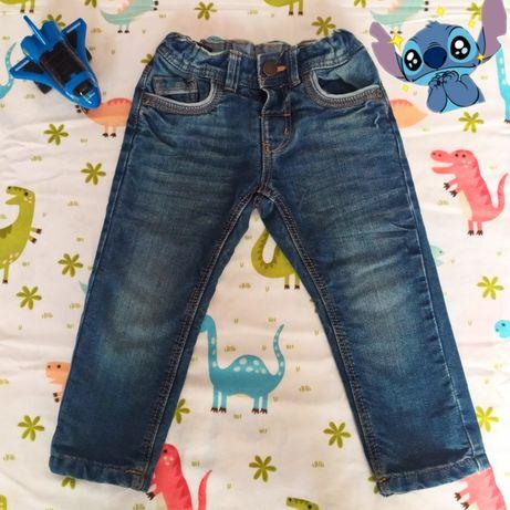 Детские термо джинсы