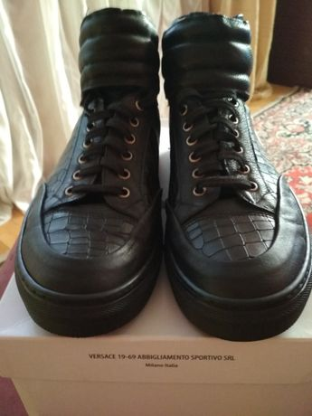 Сникерсы кроссовки Versace