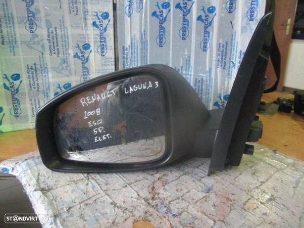 Espelho cinza rato com pisca 205055 RENAULT / laguna 3 / 2008 / ESQ / ELETRICO /