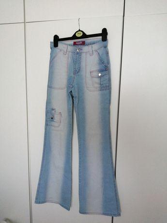 Spodnie damskie r.34