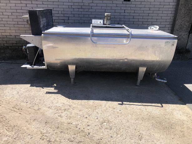 Zbiornik na mleko Japy 1600l