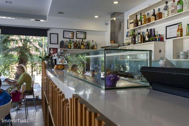 Cafe Snack Bar Para Trespasse no Centro de Ílhavo, Aveiro