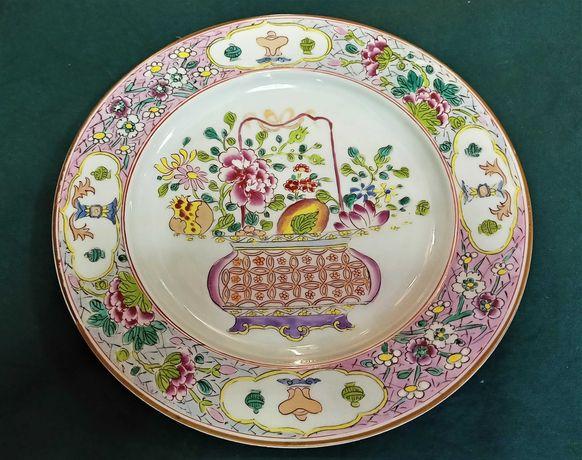 Prato Porcelana Companhia das Índias