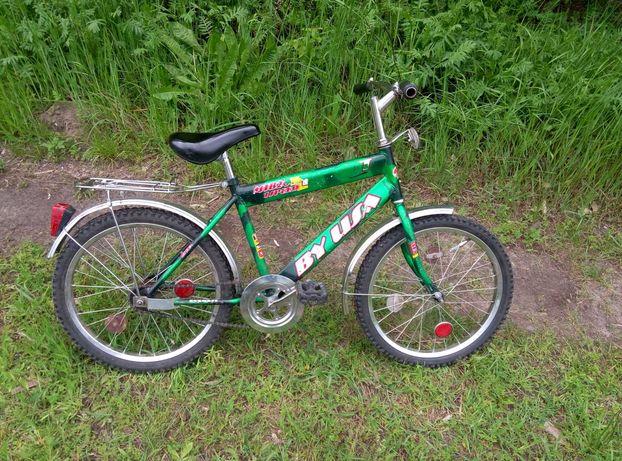 Велосипед Everest детский подростковый на 8-12 лет, колеса 20