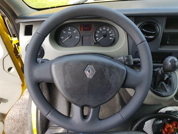 Kierownica Renault Master nowa skóra