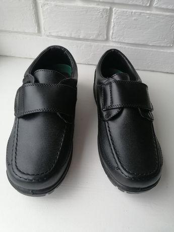 Школьные туфли для мальчика
