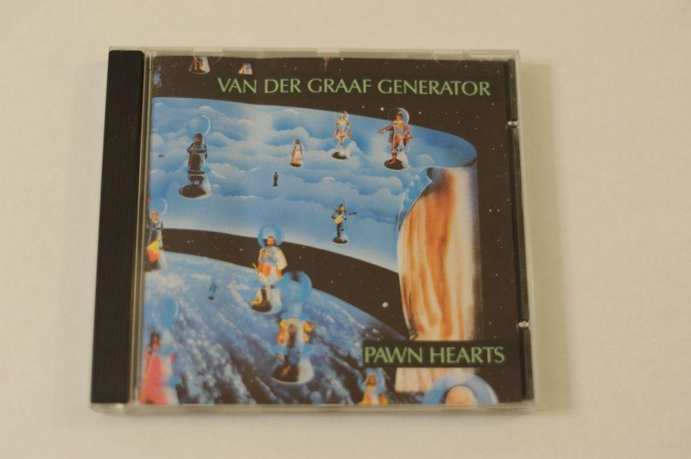 "Van der Graaf Generator ""Pawn hearts"" CD Raszyn - image 1"
