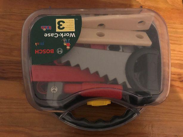 Skrzynka z narzędziami dla dzieci Bosch