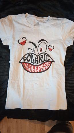 Koszulka damska S