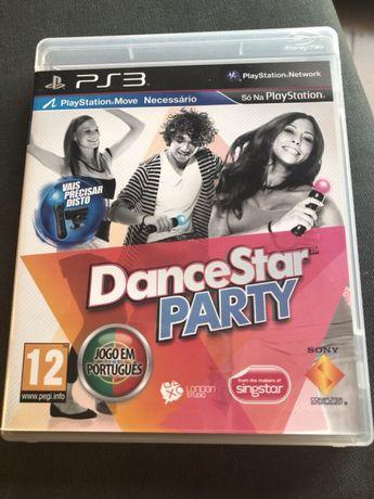 Jogo PlayStation 3 DanceStar