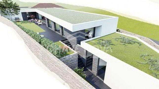 Terreno c/projecto aprovado p/construção Moradia V3 - Vilar Paraíso