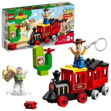Klocki LEGO DUPLO- Pociąg z Toy Story 10894