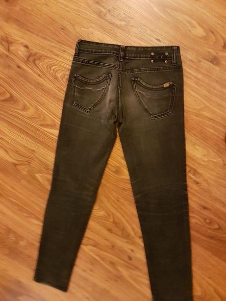 Spodnie damskie dzinsowe, rozmiar 27