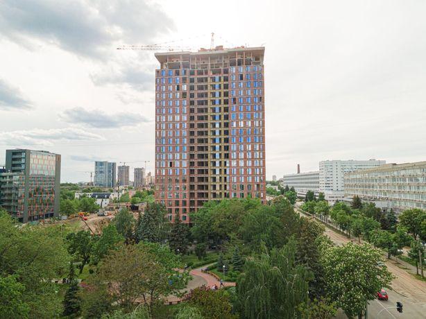 Вигідна ціна на 1-к квартиру 32м2 у новому ЖК «Креатор Сіті», Центр