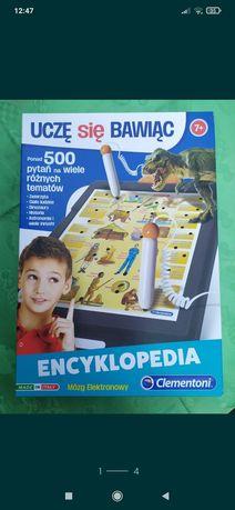 Gra encyklopedia clementoni