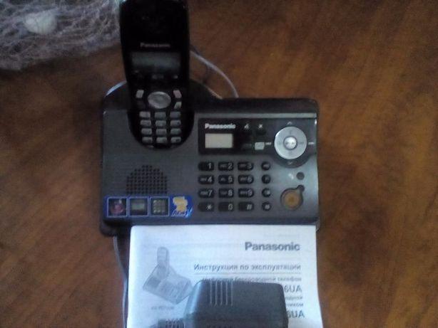 Телефон panasonic kx tcd236ua