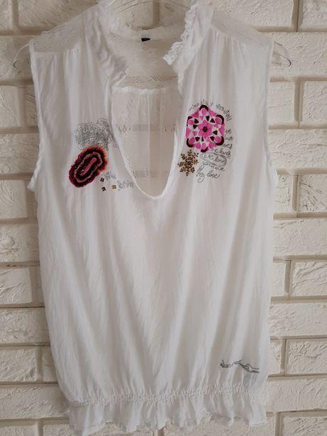 Desigual bluzka roz L